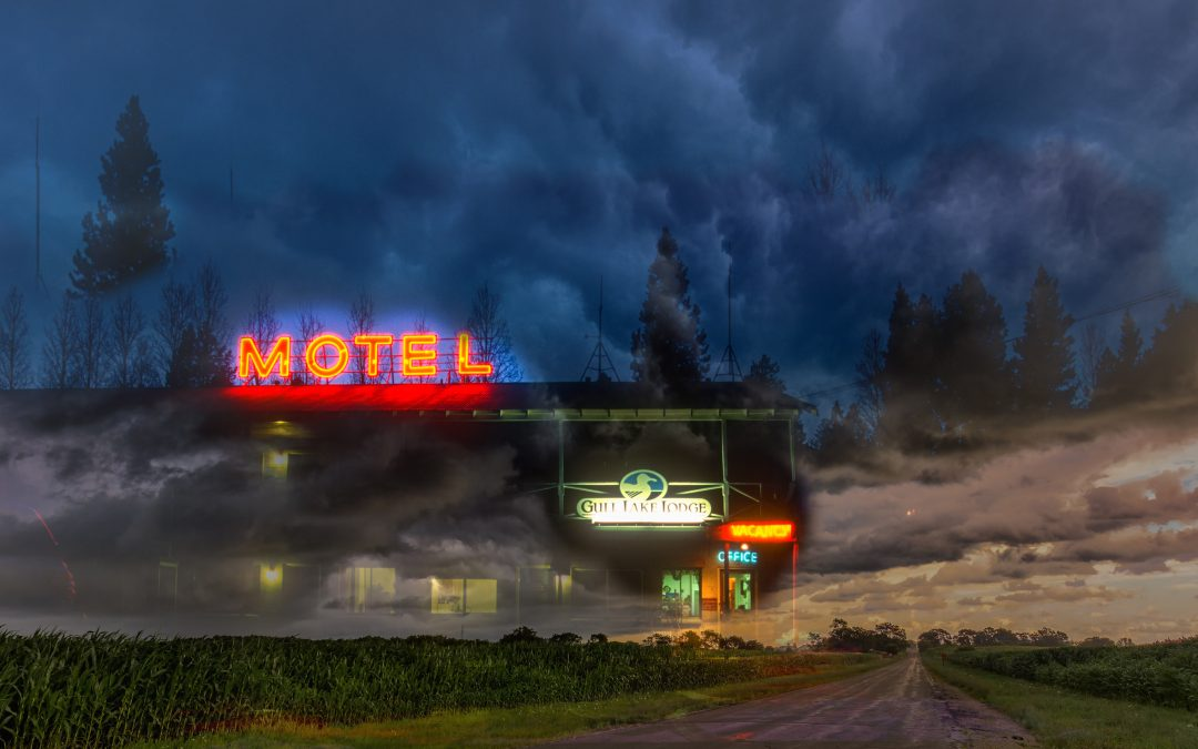 Midwestern Motel in Nebraska